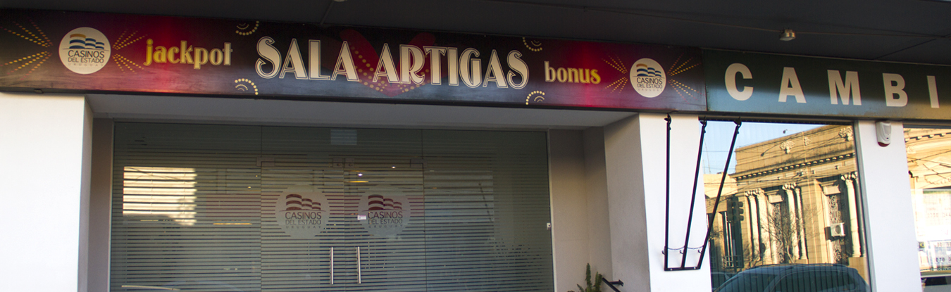 Sala Artigas - Casinos del Estado