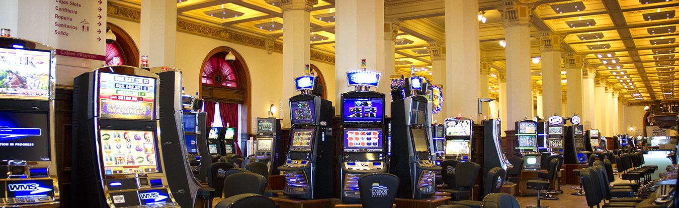Casino Piriápolis Rbla. De los Argentinos s/n – Argentino Hotel.
